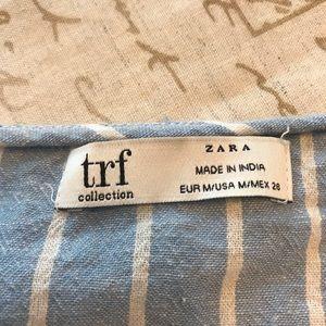 Zara Tops - Zara Trf Collection Short Sleeve Top size M